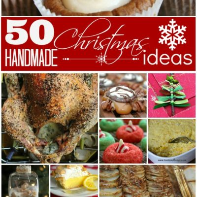 50 Homemade Christmas Ideas 21-30