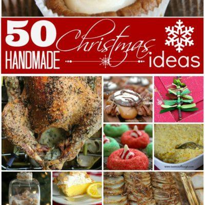 50 Homemade Christmas Ideas