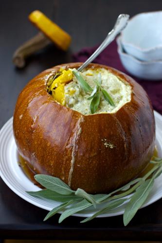 Baked-Pumpkin-Leek-Gruyere-Bread