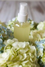DIY Poo Pourri - This was easy to make at home and worked as well as the commercial stuff for way less.