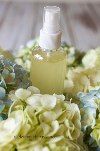 Stop the Stink Spray - This was easy to make at home and worked as well as the commercial stuff for way less.