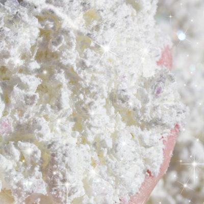DIY Sparkle Snow