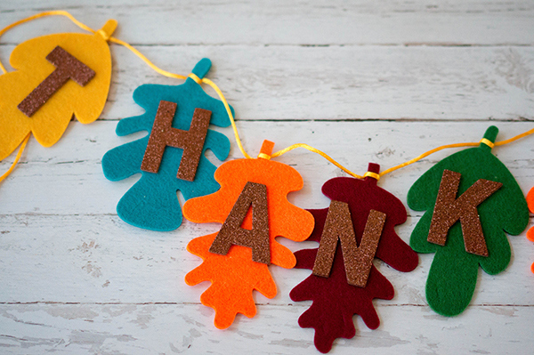 Best recipes diy projects link party 71 made from for Easy diy thanksgiving crafts