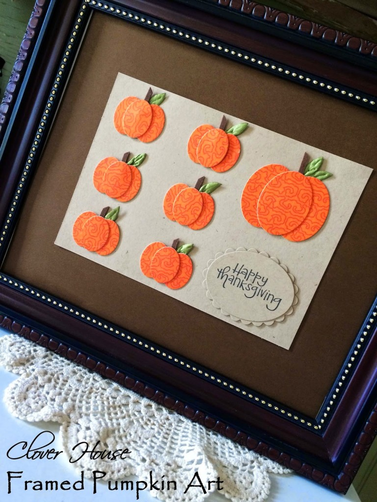 Framed-Pumpkin-Thanksgiving-Art