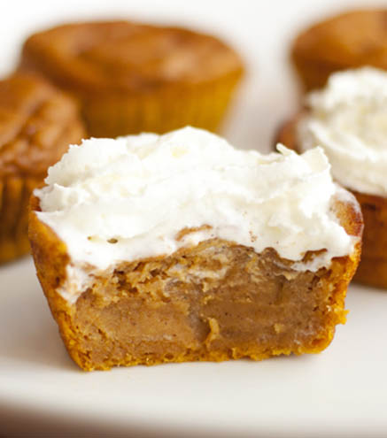 Impossible-Pumpkin-Pie-Cupcakes