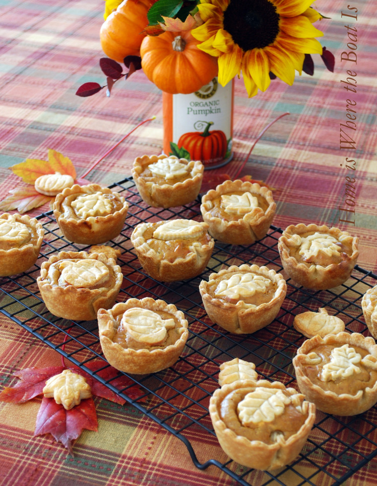 Mini-Pumpkin-Pies