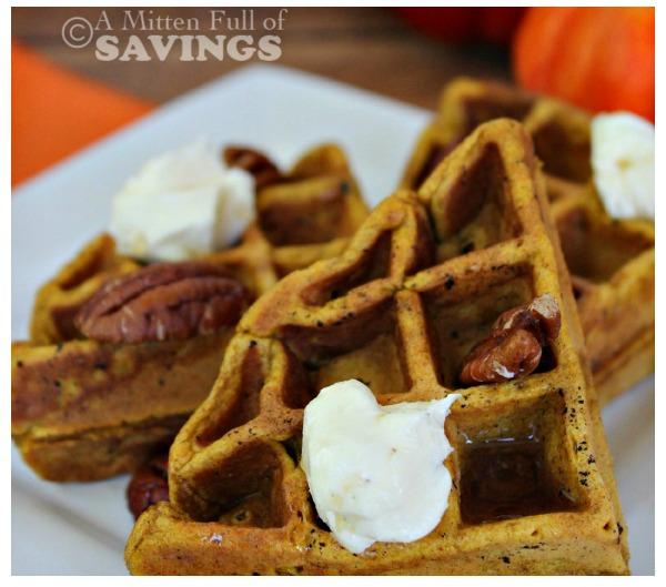 Pumpkin-Belgian-Waffles