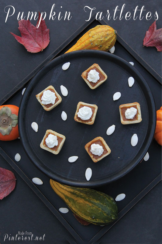 Pumpkin-Tartlets