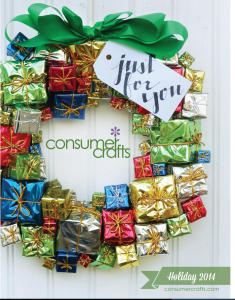 Consumer Crafts - The best resource for all things DIY, decor and crafting.