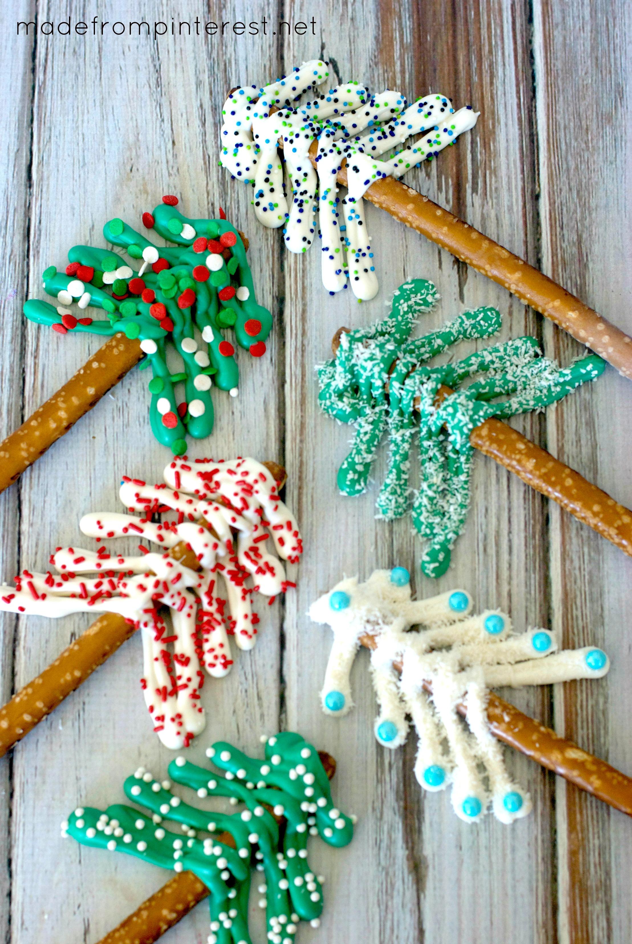 Christmas Crafts Made With Cinnamon Sticks