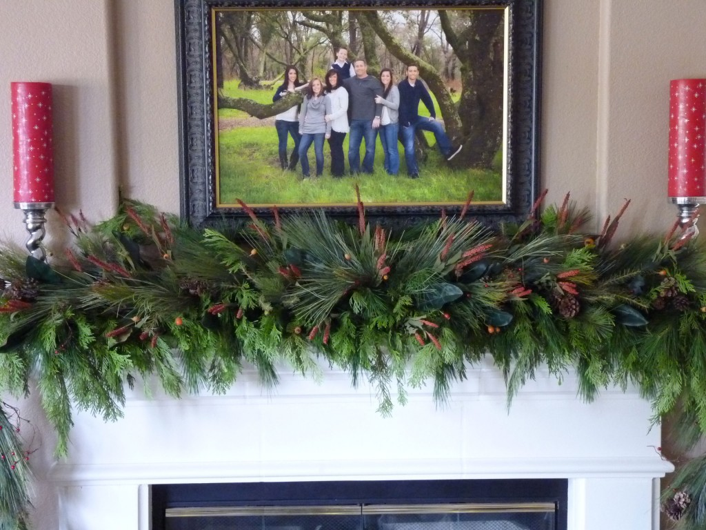 Tracy-fresh-pine-garland