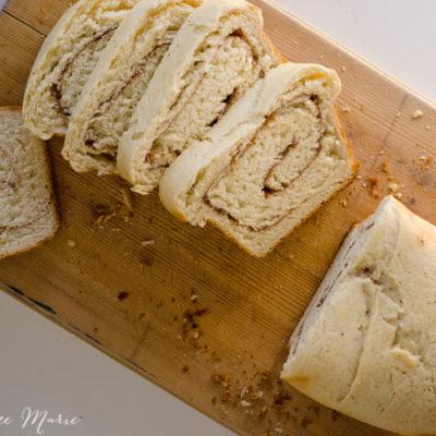 Cinnamon Swirl Bread Recipe