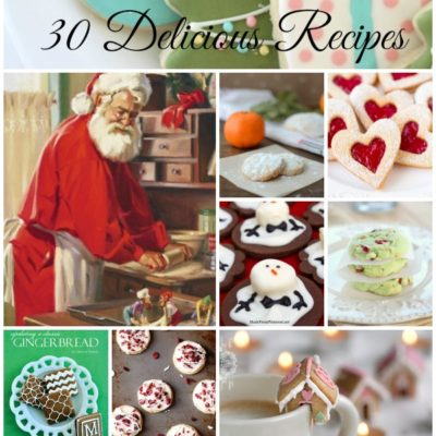 Christmas Cookie Workshop Recipes 11-20