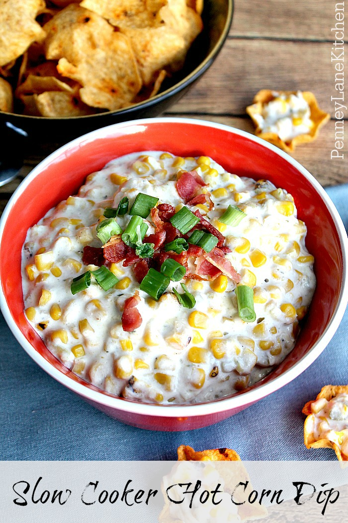 Hot Corn Dip Recipe - Made From Pinterest