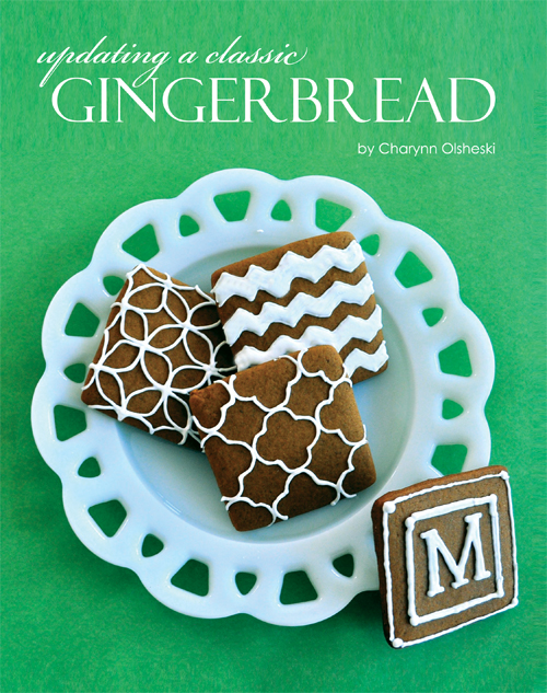 Modern-Gingerbread