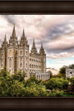 LDS Temple Print Giveaway - Win a free framed temple print,. You choose which temple and the size of the print, we will have it custom framed for you! Perfect gift for the holidays!