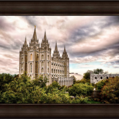 LDS Temple Print Giveaway