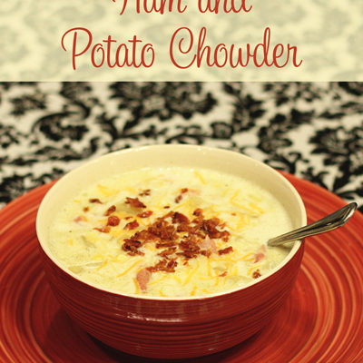 Ham and Potato Chowder