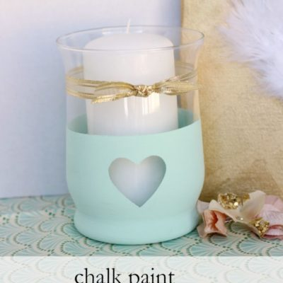 Heart Candle Holder