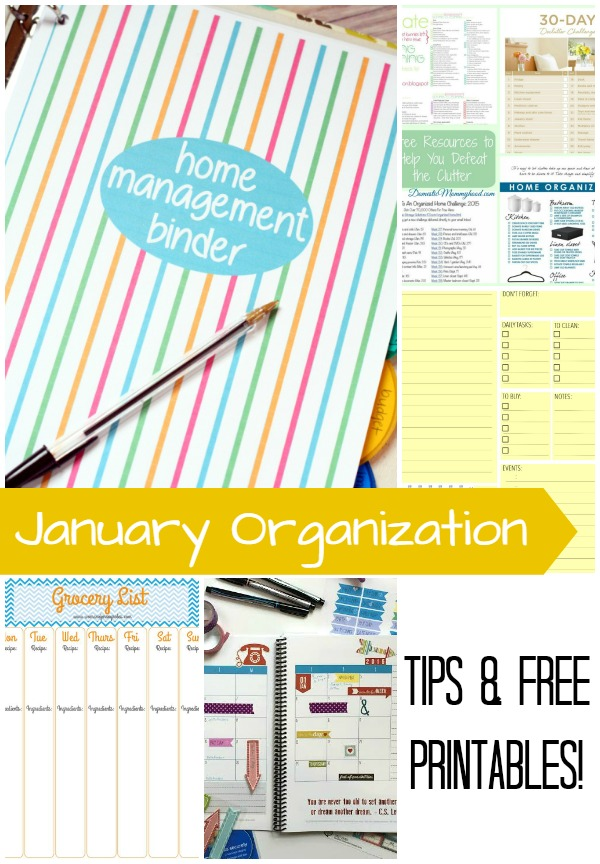January-Household-Organization-Ideas