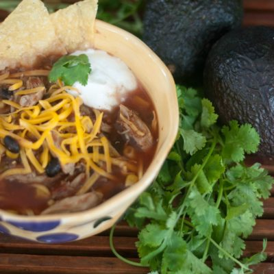 Spicy Chicken Tortilla Soup Recipe