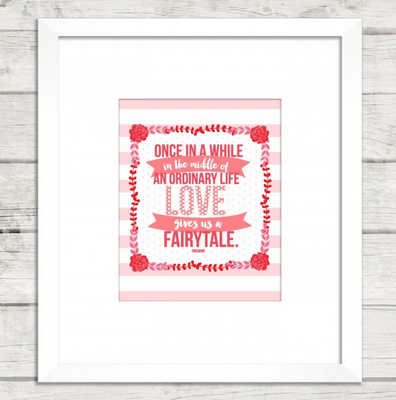 Free Valentine Day Printable