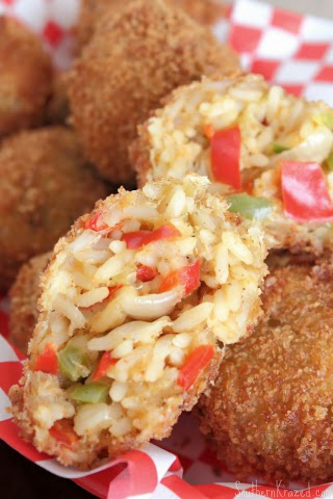 Shrimp-Gumbo-Fritters