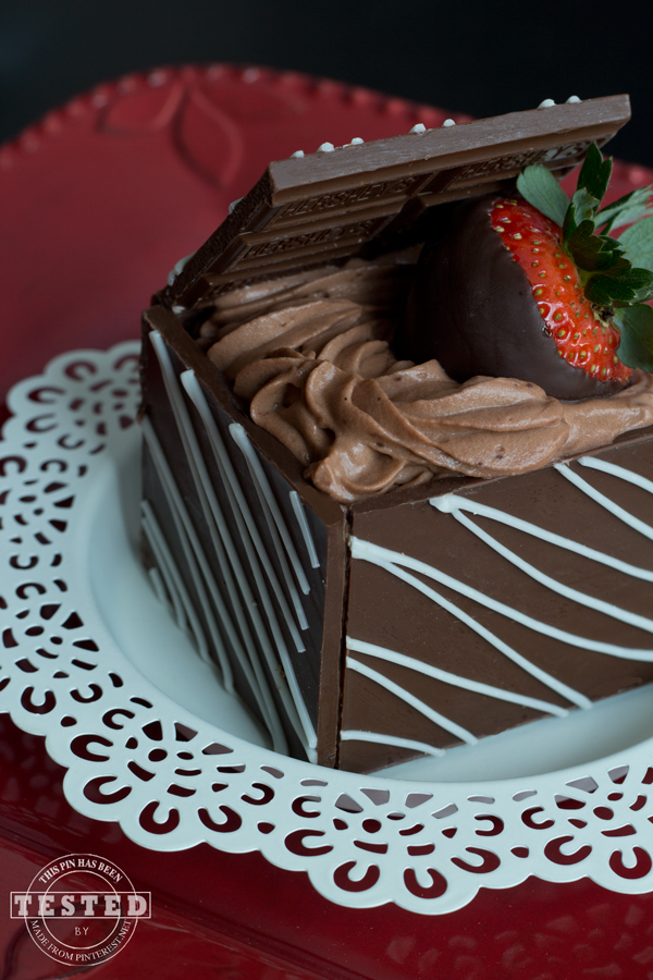 how to make a chocolate box cake taste like homemade