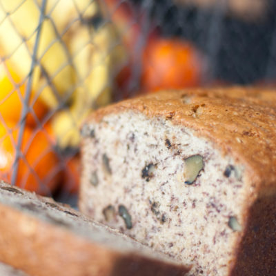 Moist and Easy Banana Bread Recipe