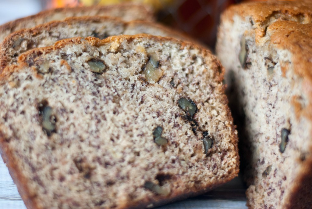 Oh my word. This is my new favorite Banana Bread Recipe!