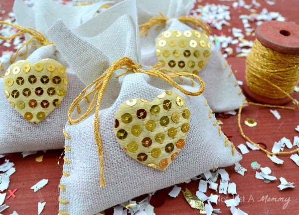 Gold-Heart-Stitched-Treat-Bags
