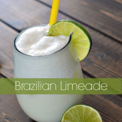 The Best Brazilian Limeade