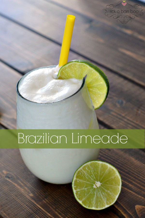 The Best Brazilian Limeade Recipe