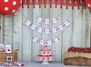 Crawfish Boil Birthday Party