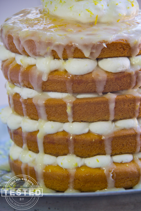 Wilton  Layer Cake Recipe
