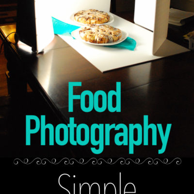 Food Photography with Artificial Ego Lights