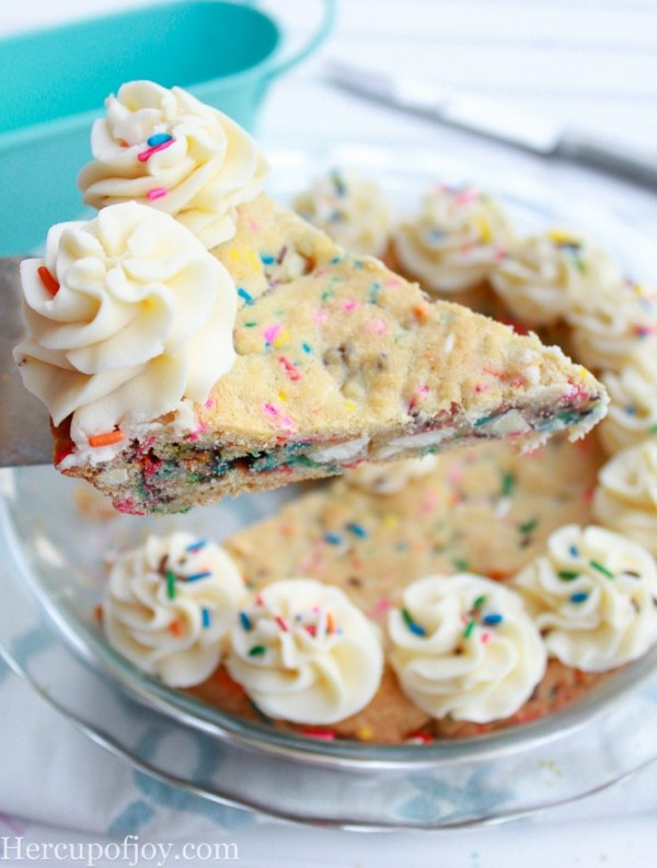 Funfetti Cookie Cake -  Her Cup of Joy (53 of 56)