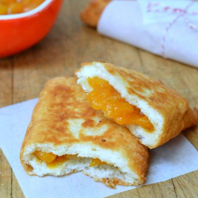 Apricot Hand Pies | rick•a•bam•boo