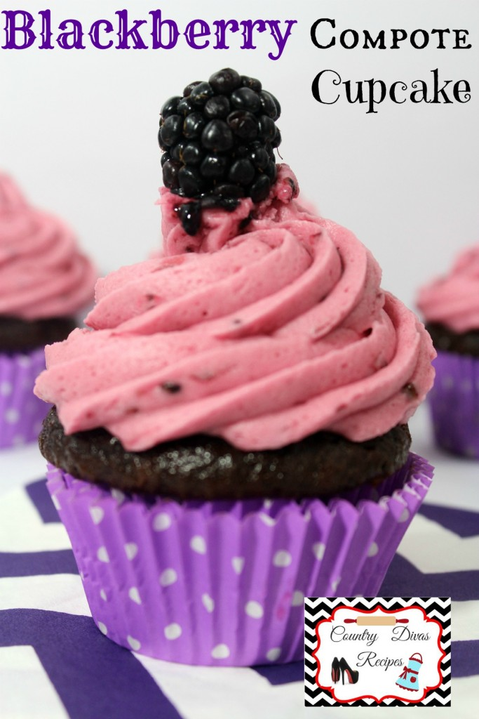 blackberry-compote-cupcake