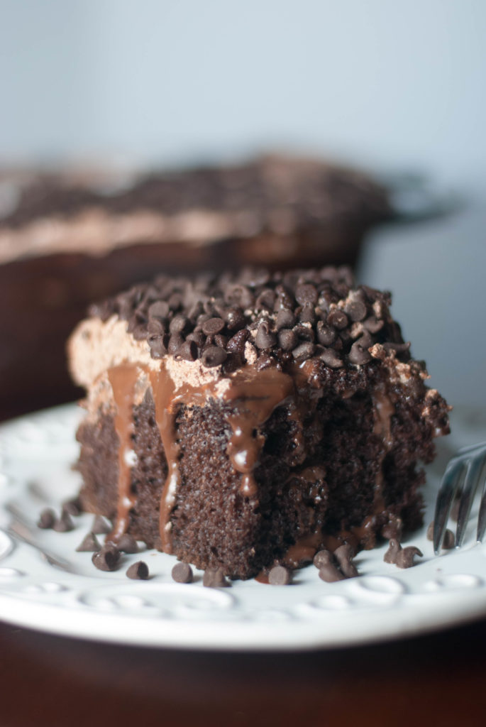 When nothing else will do but chocolate. You won't want to miss this recipe.