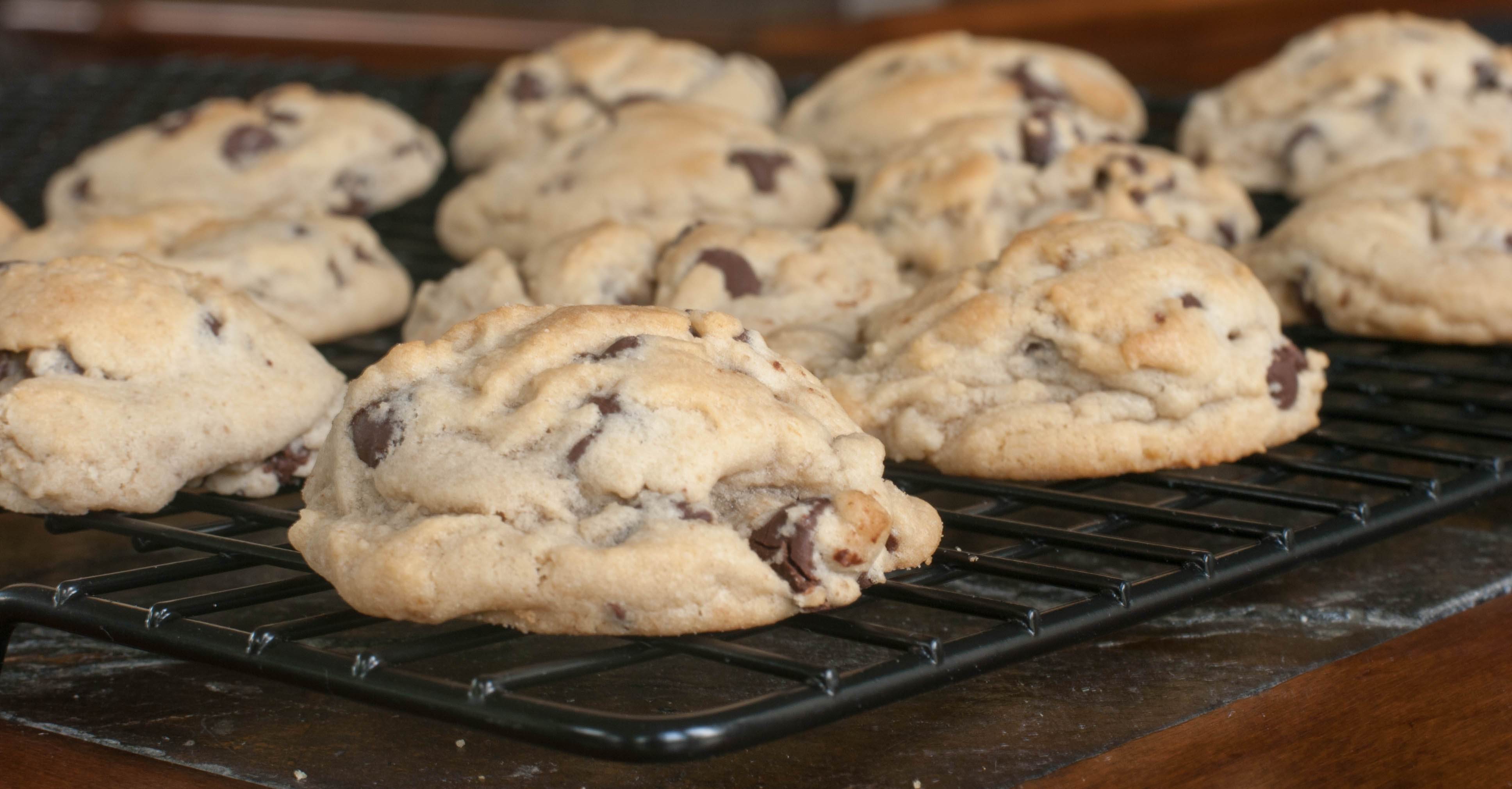 Easy Chocolate Chip Cookies - Made From Pinterest