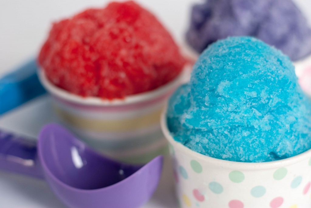 Your kids are going to want to eat this Jello Shave Ice all summer long!