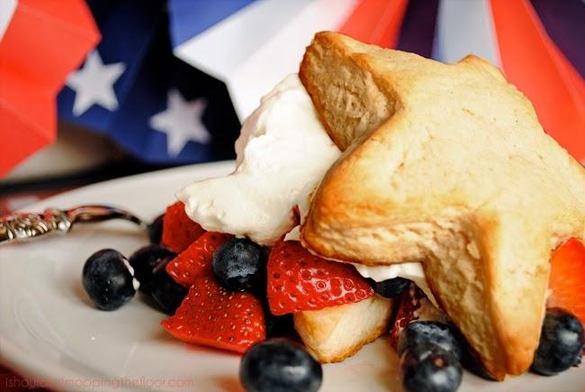 Sweet Cream Berry Shortcake
