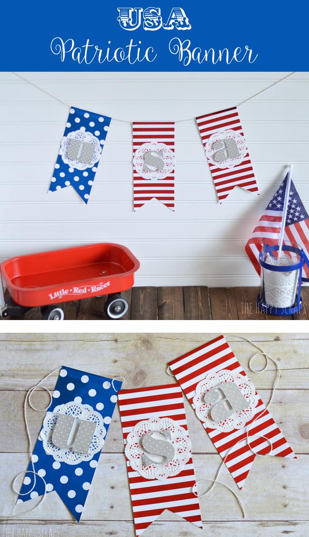USA-Banner