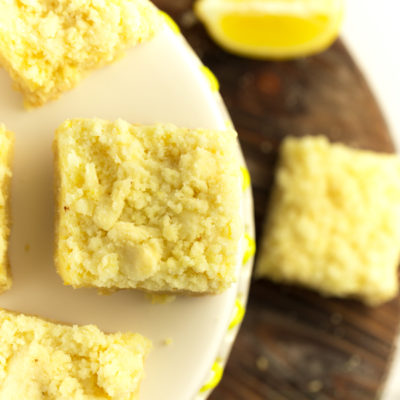 Cream Cheese Lemon Cookie Bars