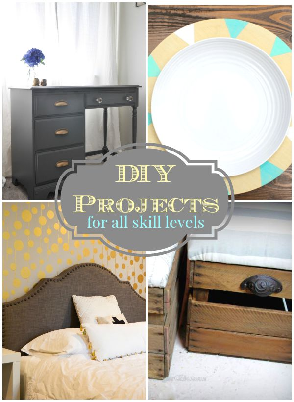 DIY-Projects-for-all-skill-levels