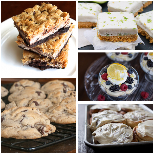 Dessert Recipes 5-10