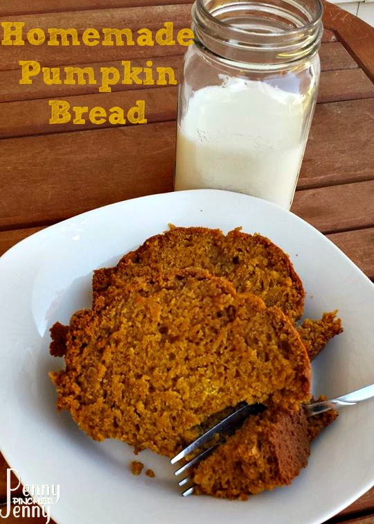 Homemade-Pumpkin-Bread