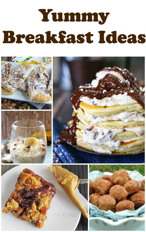 Yummy Breakfast Ideas r0x1ia0r