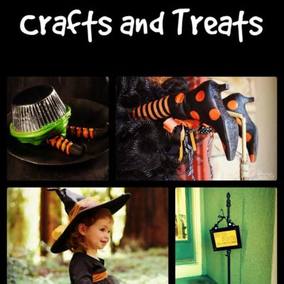 25 Simple Witch Crafts and Treats
